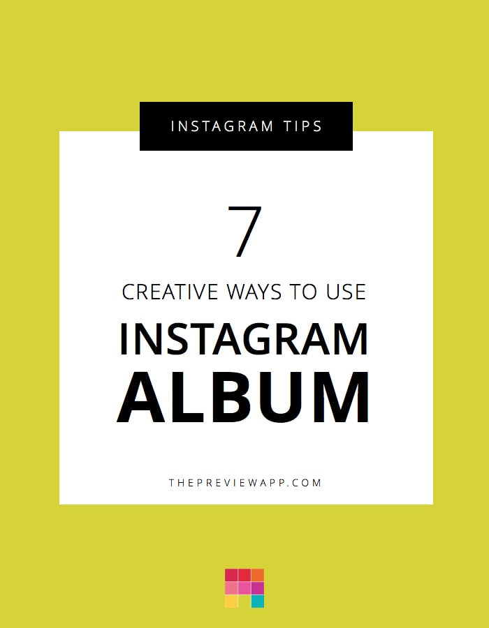 Need inspiration for your next Instagram Album? Here are 7 clever Instagram Album ideas so you can engage with your audience, every time.
