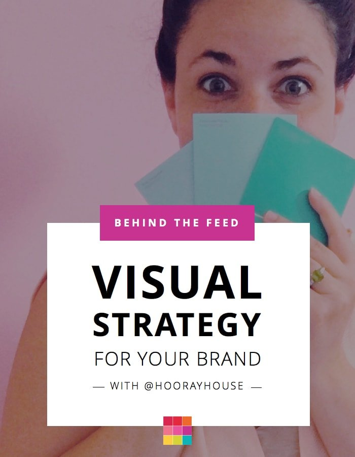 Instagram visual strategy
