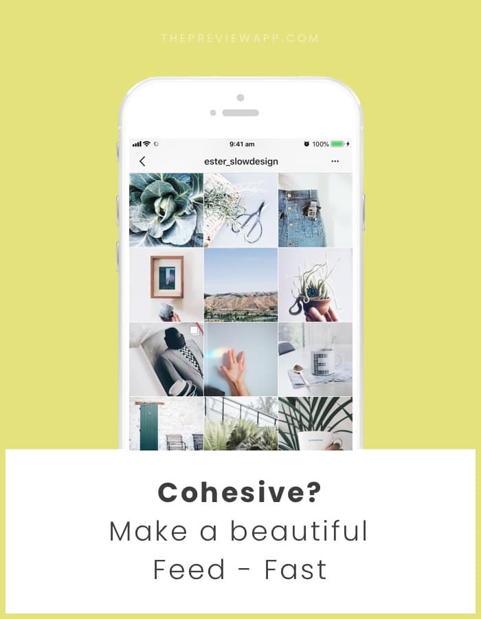 How to create a cohesive Instagram Feed: Full GuideHow to create a cohesive Instagram Feed: Full Guide