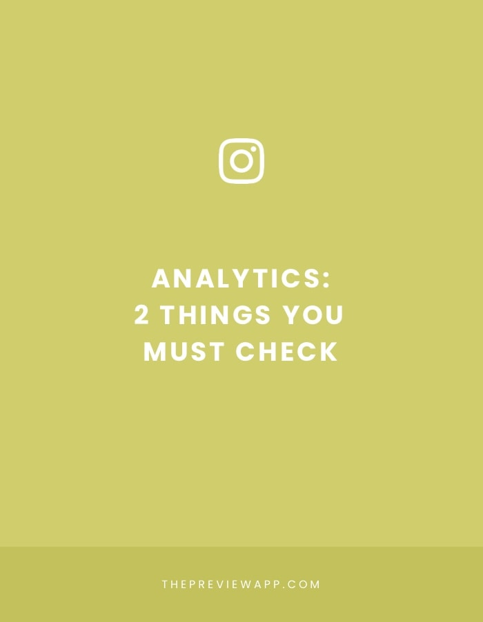 How to Use Instagram Analytics to Grow your Account?