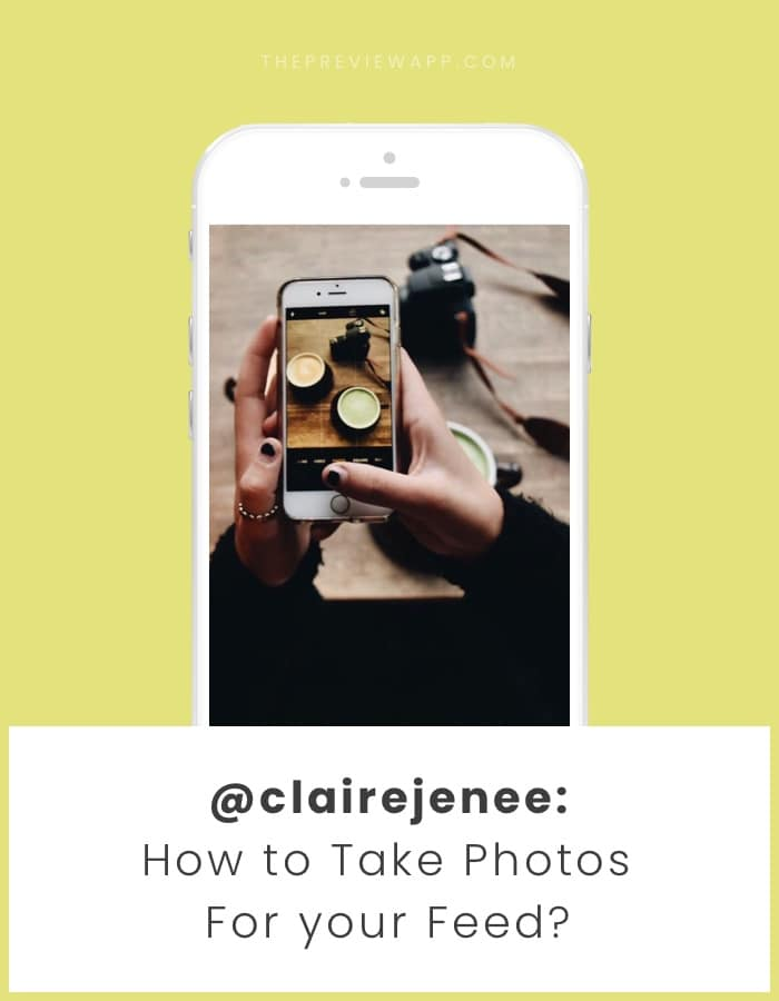 Photography tips for Instagram Theme