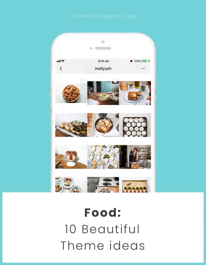 10 Food Instagram Accounts Ideas