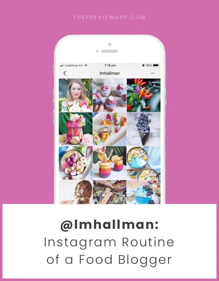 Instagram Tips for Food Bloggers with Lauren Hallman
