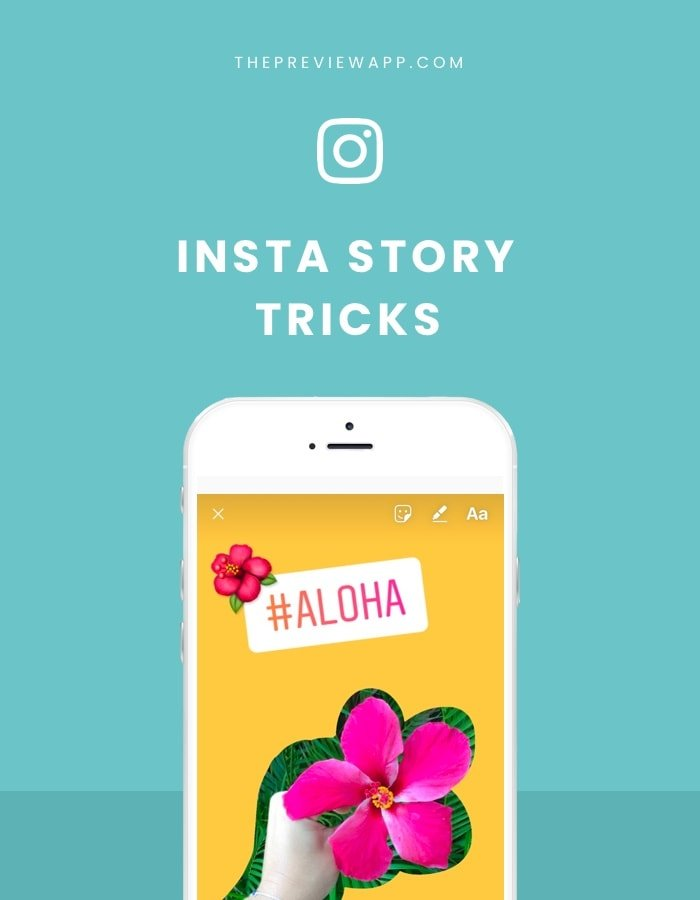 Insta Story tricks