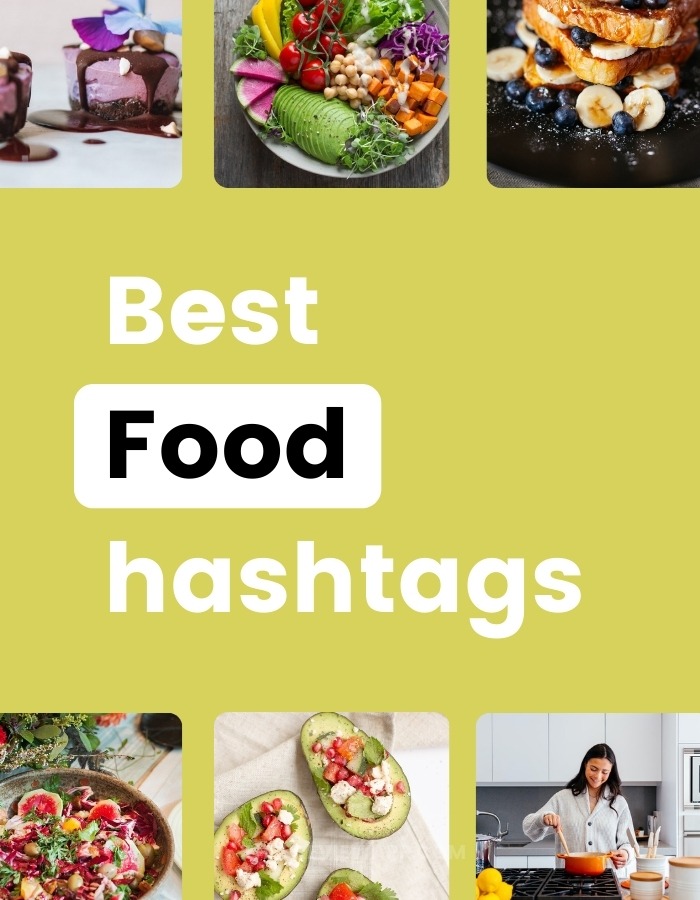 Best Instagram hashtags for food bloggers and food lovers