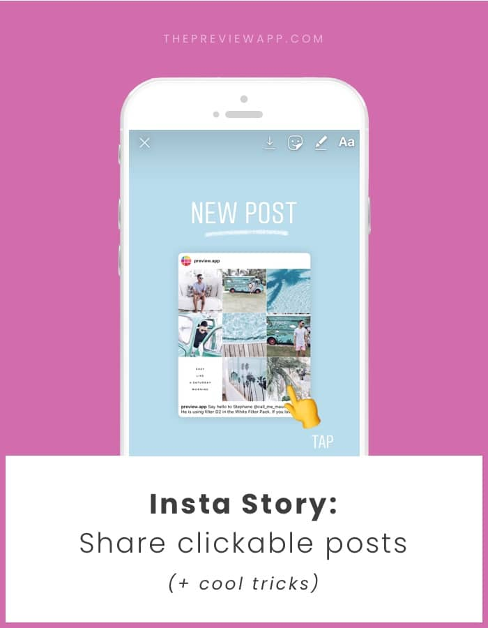 How to share post in Insta Story?