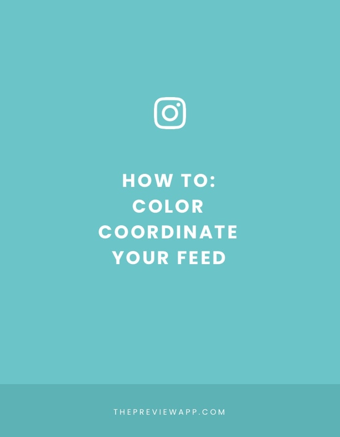 +10 Instagram Color Theme Ideas + How to Color Coordinate?