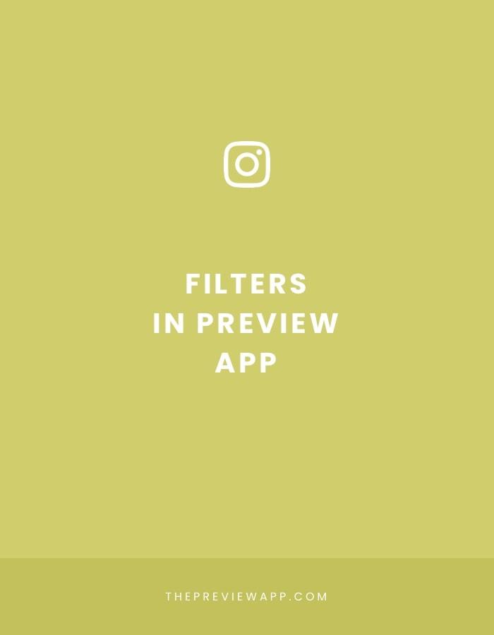 Instagram Filters App